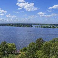 Волга - символ России и народа душа. :: Михаил (Skipper A.M.)