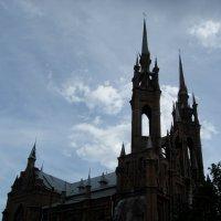 Католический костёл в Самаре :: Надежда
