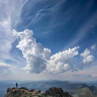 Выше только небо :: Ник Васильев
