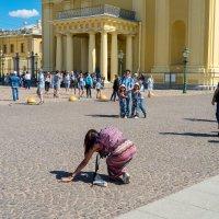Прогулка (Фотографы) :: Юрий Плеханов