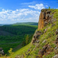На горе Шаманка :: Nikolay Svetin