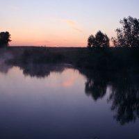 Тихий нежный пришел рассвет... :: Евгений Юрков