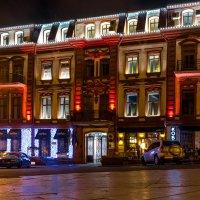 Ночной город :: Александр Кан