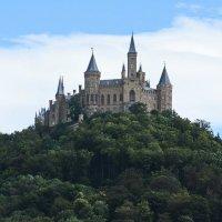 Замок Гогенцоллерн, Германия :: Tamara