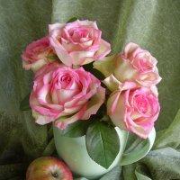 Розовый букет. :: Nata