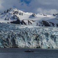 хаос на леднике :: Георгий