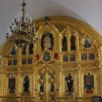 Восстановленные церкви монастыря :: Ольга