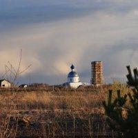 Село Овчухи :: Лето Теплое