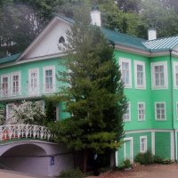 Дом настоятеля :: Дмитрий Солоненко