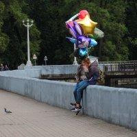 Купите шары :: Александр Сапунов