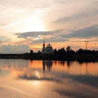 Собор Благовещения Пресвятой Богородицы в Сольвычегодске. :: Андрей Дурапов
