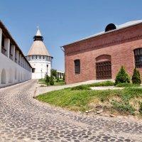 Башня Красные ворота, Астраханский кремль. :: D. S.