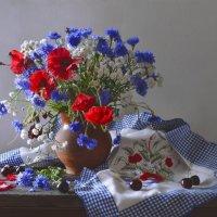 Яркий июль... :: Валентина Колова