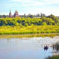 Река Байгора. :: Евгений Кузнецов