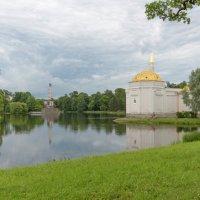Летним днём в Екатерининском парке... :: Марина Павлова