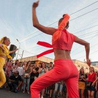 Танцевальный флэшмоб :: Albina