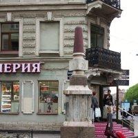 Верстовой столб. :: sav-al-v Савченко