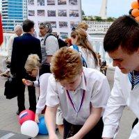 Севастополь отметил 19 мая День детства и юности :: Николай