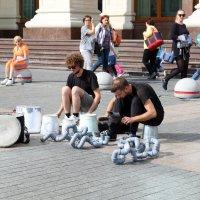 Блюз водосточных труб... :: Ольга