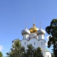 Смоленский собор :: Ольга