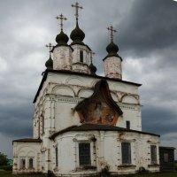 Церковь Сергия Радонежского в деревне Дымково. :: Андрей Дурапов