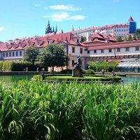 Дворец Валленштайна в Праге :: Ольга Богачёва