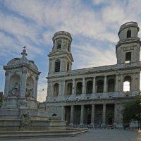 Церковь Сен-Сюльпис. :: ИРЭН@ .