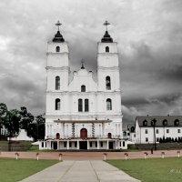 Аглонская базилика (латыш. Aglonas bazilika) — католический храм в Латвии. :: Liudmila LLF