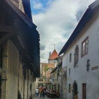 Переулок Святой Катарины. Таллин. Эстония. :: Олег Кузовлев