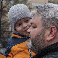 Отцы и дети :: alteragen Абанин Г.