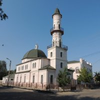 Черная мечеть :: Евгения Чередниченко