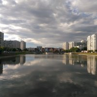 Братеевский пруд :: Аlexandr Guru-Zhurzh