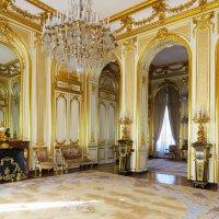 Золотой зал резиденции посла России в Париже. :: ИРЭН@ .