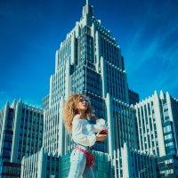Лето в Москве :: Руслан Тохтиев