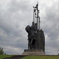 Монумент «Ледовое побоище» :: skijumper Иванов