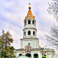 Храм Святителя Николая на Трёх Горах :: Сергей Беличев