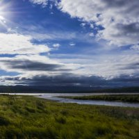 Река Шелеховка :: Ирина Антоновна