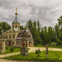 Церковь царицы Александры :: Сергей Цветков