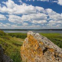 Озеро Чебаркуль :: Владимир Субботин