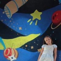Мечты о космосе. :: Маргарита ( Марта ) Дрожжина