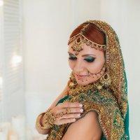 Индийская принцесса :: Irina Zvereva