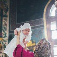 Крещение Ники :: Анастасия Иванова