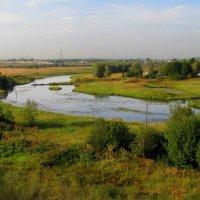 Москва река под Можайском :: ИРЭН@ .