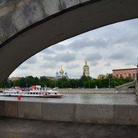 Прогулка по Москве :: Oleg4618 Шутченко