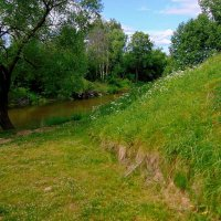 Река Киржач. :: Любовь