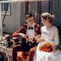 Свадьба Светланы и Семёна :: Александра Капылова