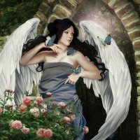 ангел :: Екатерина Изместьева