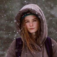 Зима :: Оля Русакова