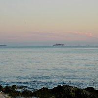 Закат над морем! :: ирина