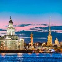 Город белых ночей :: Юлия Батурина